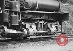 Image of a train Formosa Taiwan, 1945, second 7 stock footage video 65675069167