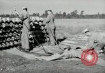 Image of barrage balloons North Carolina United States USA, 1941, second 8 stock footage video 65675069169