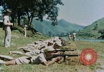Image of Chinese troops China-Burma-India Theater, 1943, second 4 stock footage video 65675069177