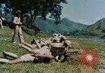 Image of Chinese troops China-Burma-India Theater, 1943, second 8 stock footage video 65675069177