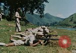 Image of Chinese troops China-Burma-India Theater, 1943, second 9 stock footage video 65675069177