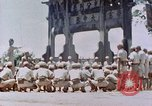 Image of Chinese troops China-Burma-India Theater, 1943, second 1 stock footage video 65675069178