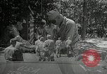 Image of secret training camp of OSS United States USA, 1942, second 1 stock footage video 65675069184