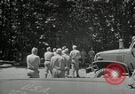 Image of secret training camp United States USA, 1942, second 4 stock footage video 65675069184