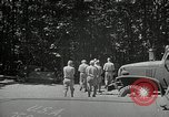 Image of secret training camp United States USA, 1942, second 7 stock footage video 65675069184