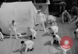 Image of Navy personnel Pacific Ocean, 1935, second 2 stock footage video 65675069209