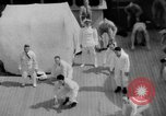 Image of Navy personnel Pacific Ocean, 1935, second 5 stock footage video 65675069209
