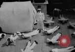 Image of Navy personnel Pacific Ocean, 1935, second 8 stock footage video 65675069209