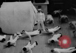 Image of Navy personnel Pacific Ocean, 1935, second 9 stock footage video 65675069209