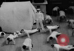 Image of Navy personnel Pacific Ocean, 1935, second 10 stock footage video 65675069209