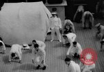 Image of Navy personnel Pacific Ocean, 1935, second 11 stock footage video 65675069209