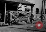 Image of Chinese troops in Shanghai in Second Sino-Japanese War Shanghai China, 1937, second 12 stock footage video 65675069213