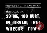 Image of tornado Rodessa Louisiana USA, 1938, second 1 stock footage video 65675069220