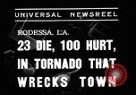 Image of tornado Rodessa Louisiana USA, 1938, second 6 stock footage video 65675069220