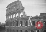 Image of Roman Coliseum Rome Italy, 1938, second 8 stock footage video 65675069222