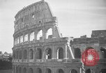 Image of Roman Coliseum Rome Italy, 1938, second 9 stock footage video 65675069222