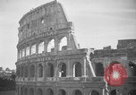 Image of Roman Coliseum Rome Italy, 1938, second 10 stock footage video 65675069222