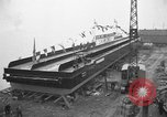 Image of 300 ton bridge Brooklyn New York City USA, 1938, second 9 stock footage video 65675069224