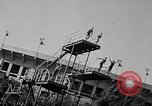 Image of Olympic divers Los Angeles California USA, 1938, second 5 stock footage video 65675069239