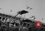 Image of Olympic divers Los Angeles California USA, 1938, second 6 stock footage video 65675069239