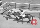 Image of War Admiral Aqueduct New York USA, 1938, second 11 stock footage video 65675069240