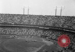 Image of American Football match Baltimore Maryland USA, 1963, second 8 stock footage video 65675069243
