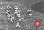 Image of American Football match Baltimore Maryland USA, 1963, second 9 stock footage video 65675069243