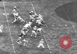 Image of American Football match Baltimore Maryland USA, 1963, second 11 stock footage video 65675069243