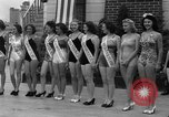 Image of Miss America contest United States USA, 1963, second 2 stock footage video 65675069249