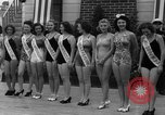 Image of Miss America contest United States USA, 1963, second 3 stock footage video 65675069249