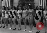 Image of Miss America contest United States USA, 1963, second 4 stock footage video 65675069249