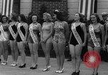 Image of Miss America contest United States USA, 1963, second 5 stock footage video 65675069249
