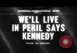 Image of John F Kennedy United States USA, 1961, second 1 stock footage video 65675069250