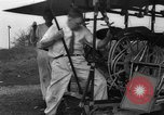 Image of foot propelled plane Baltimore Maryland USA, 1936, second 3 stock footage video 65675069255