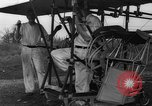 Image of foot propelled plane Baltimore Maryland USA, 1936, second 6 stock footage video 65675069255
