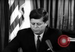 Image of John F Kennedy United States USA, 1961, second 7 stock footage video 65675069256