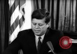 Image of John F Kennedy United States USA, 1961, second 9 stock footage video 65675069256