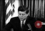Image of John F Kennedy United States USA, 1961, second 10 stock footage video 65675069256