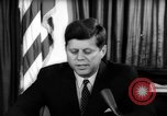 Image of John F Kennedy United States USA, 1961, second 11 stock footage video 65675069256