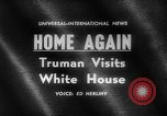 Image of Harry S Truman Washington DC USA, 1961, second 1 stock footage video 65675069257