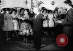 Image of Dance called The Twist Europe, 1961, second 6 stock footage video 65675069258