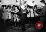 Image of Dance called The Twist Europe, 1961, second 7 stock footage video 65675069258