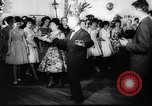 Image of Dance called The Twist Europe, 1961, second 8 stock footage video 65675069258