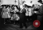 Image of Dance called The Twist Europe, 1961, second 9 stock footage video 65675069258