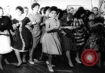 Image of Dance called The Twist Europe, 1961, second 12 stock footage video 65675069258