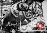 Image of USS Thomas A Edison launched United States USA, 1961, second 9 stock footage video 65675069261