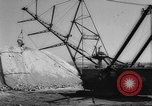 Image of earth moving shovel Russia, 1961, second 8 stock footage video 65675069263