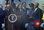 Image of John Herschel Glenn Washington DC USA, 1962, second 8 stock footage video 65675069269