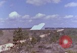 Image of Spacetrack Radar Florida United States, 1965, second 7 stock footage video 65675069283