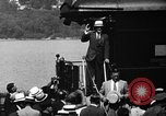 Image of Franklin D. Roosevelt campaigning for President in 1932 United States USA, 1932, second 3 stock footage video 65675069295
